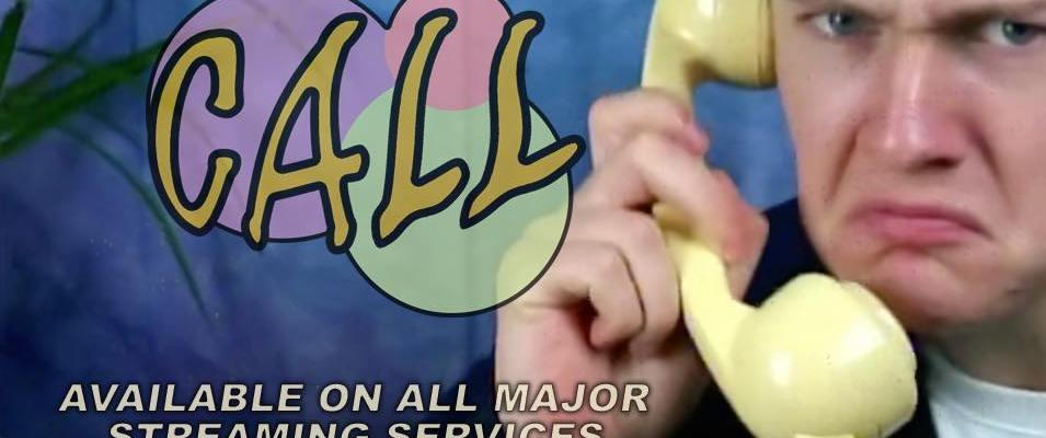 The Zangwills Call Music Video Screen grab