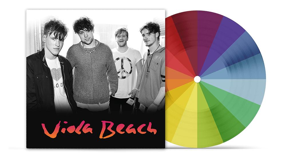 Viola Beach Vinyl Picture Disc