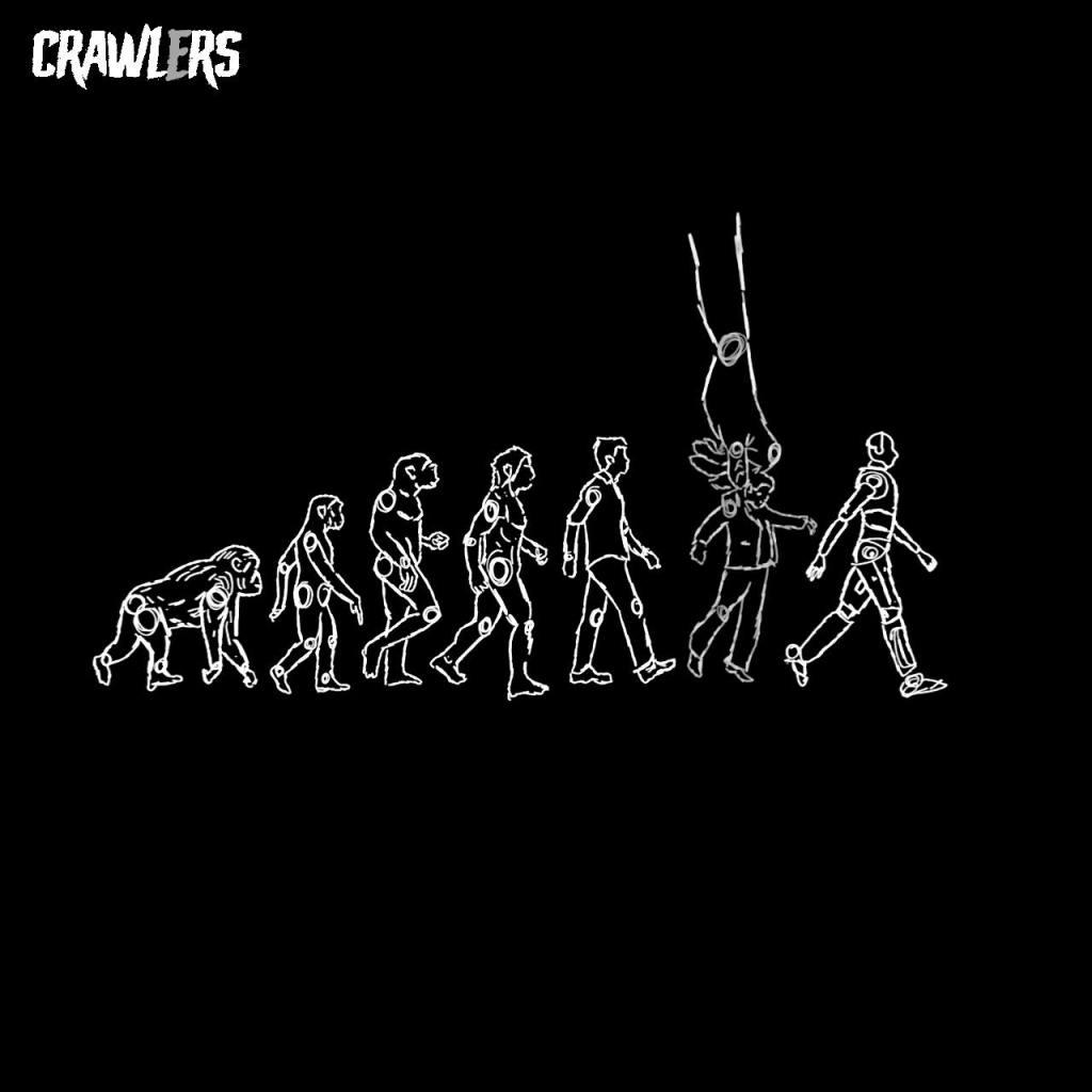 Breathe Single Artwork for Crawlers